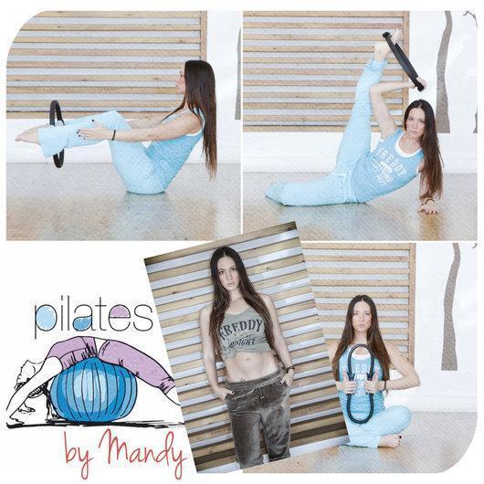 FITNESS RING! Πες 'I Do' στην Pilates που γυμνάζει όλο το σώμα