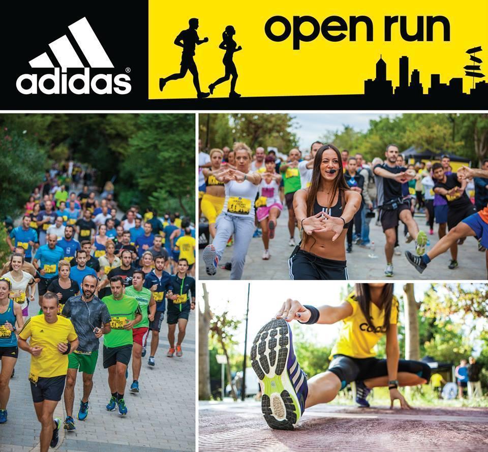 Adidas Open Run 02.10.13