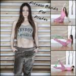 Pilates με λάστιχο! Η Μάντη Περσάκη έχει το πρόγραμμα για να γυμνάσεις όλο το σώμα