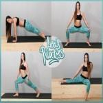 Ασκήσεις pilates για sexy γάμπες από την Μάντη Περσάκη