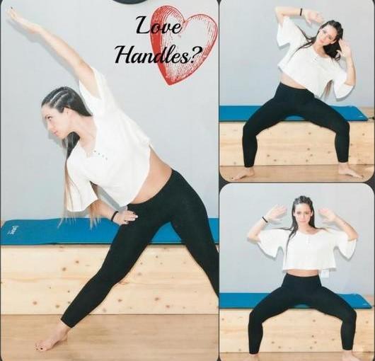 Ασκήσεις για love handles! Διώξε τα ενοχλητικά παχάκια…