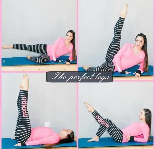 Θέλεις αδύνατα και γυμνασμένα πόδια; Κάνε αυτές τις ασκήσεις!