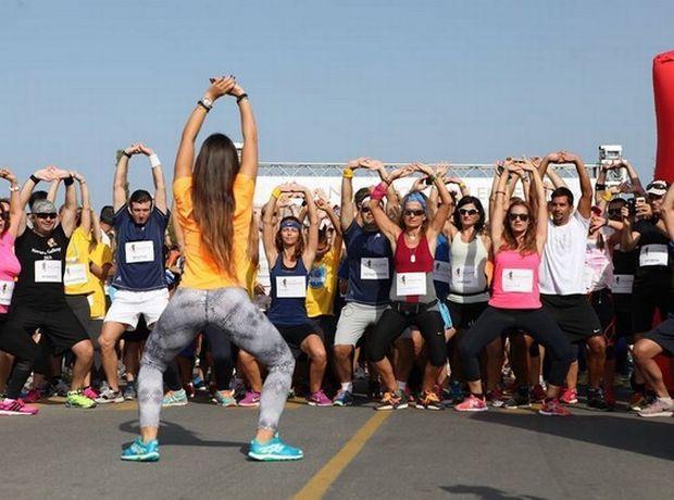 Συμβουλές για runners από την Μάντη Περσάκη
