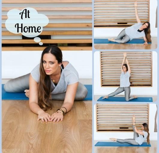 Ασκήσεις για να κάψεις το λίπος από όλο το σώμα!