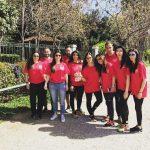 Η Μάντη Περσάκη και τα PbM στο Ημιμαραθώνιο παρέα με τη…Lanes