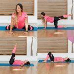 Εύκολες ασκήσεις pilates για γράμμωση και ενδυνάμωση