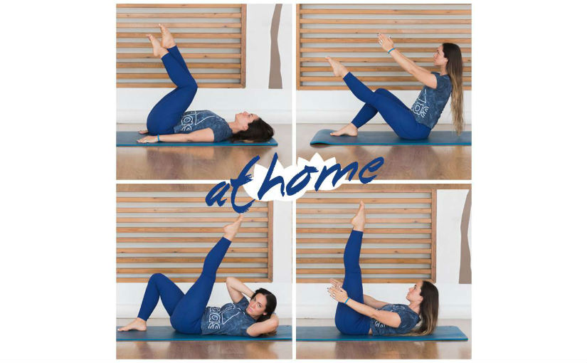 Ασκήσεις pilates που θα μας χαρίσουν τέλεια κοιλιά