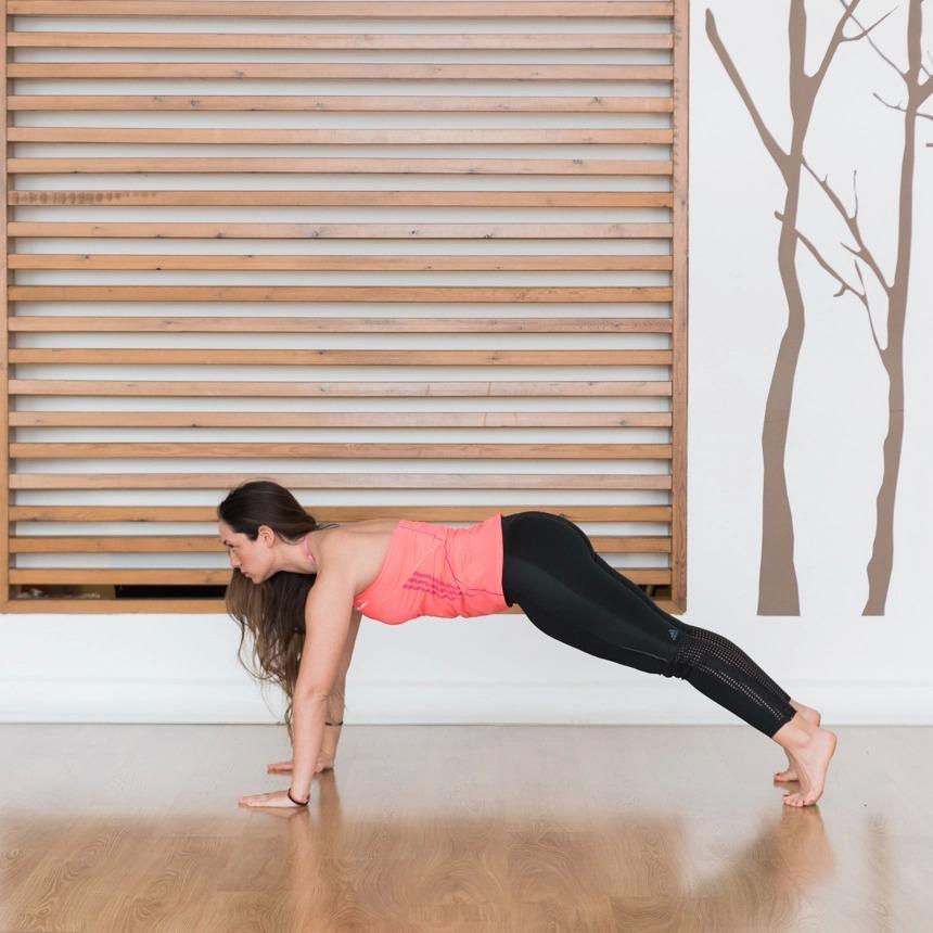 Άσκηση σανίδας