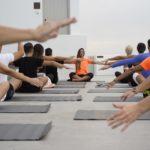 Τα Pilates by Mandy για άλλη μία χρονιά στο Santorini Experience