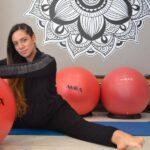 Ασκήσεις για όλο το σώμα με την βοήθεια μιας μπάλας